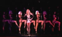 Dita and the Crazy Horse babes